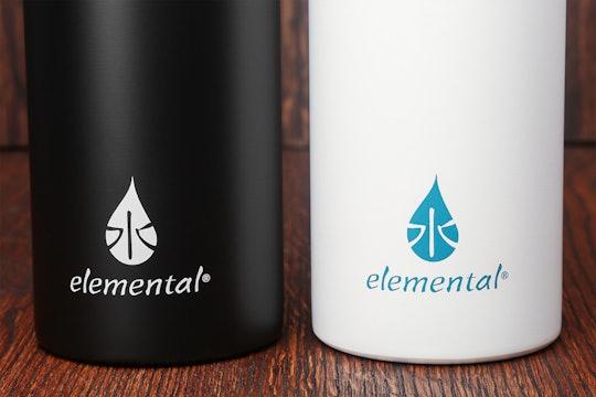 Elemental Stainless Steel Water Bottles