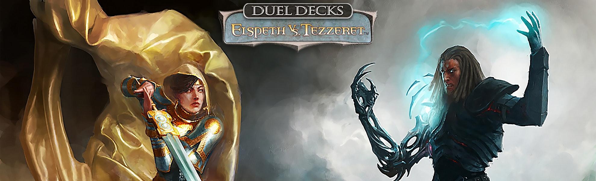 Elspeth Vs. Tezzeret Duel Decks