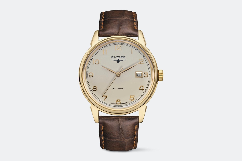 Elysee Vintage Master Automatic Watch