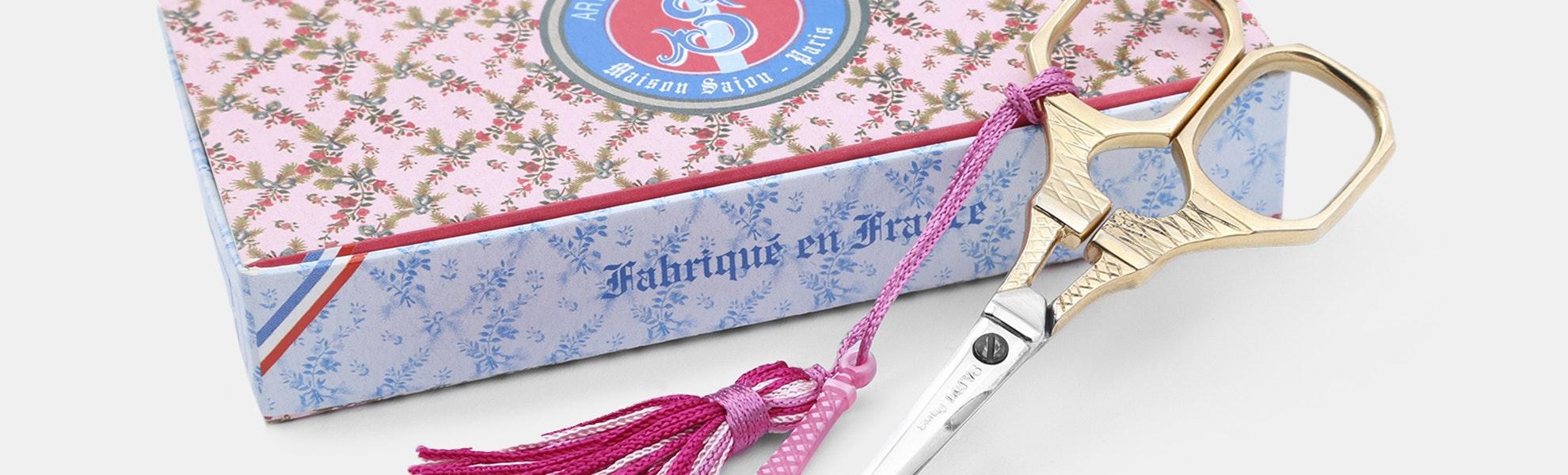 Embroidery Scissors by Maison Sajou