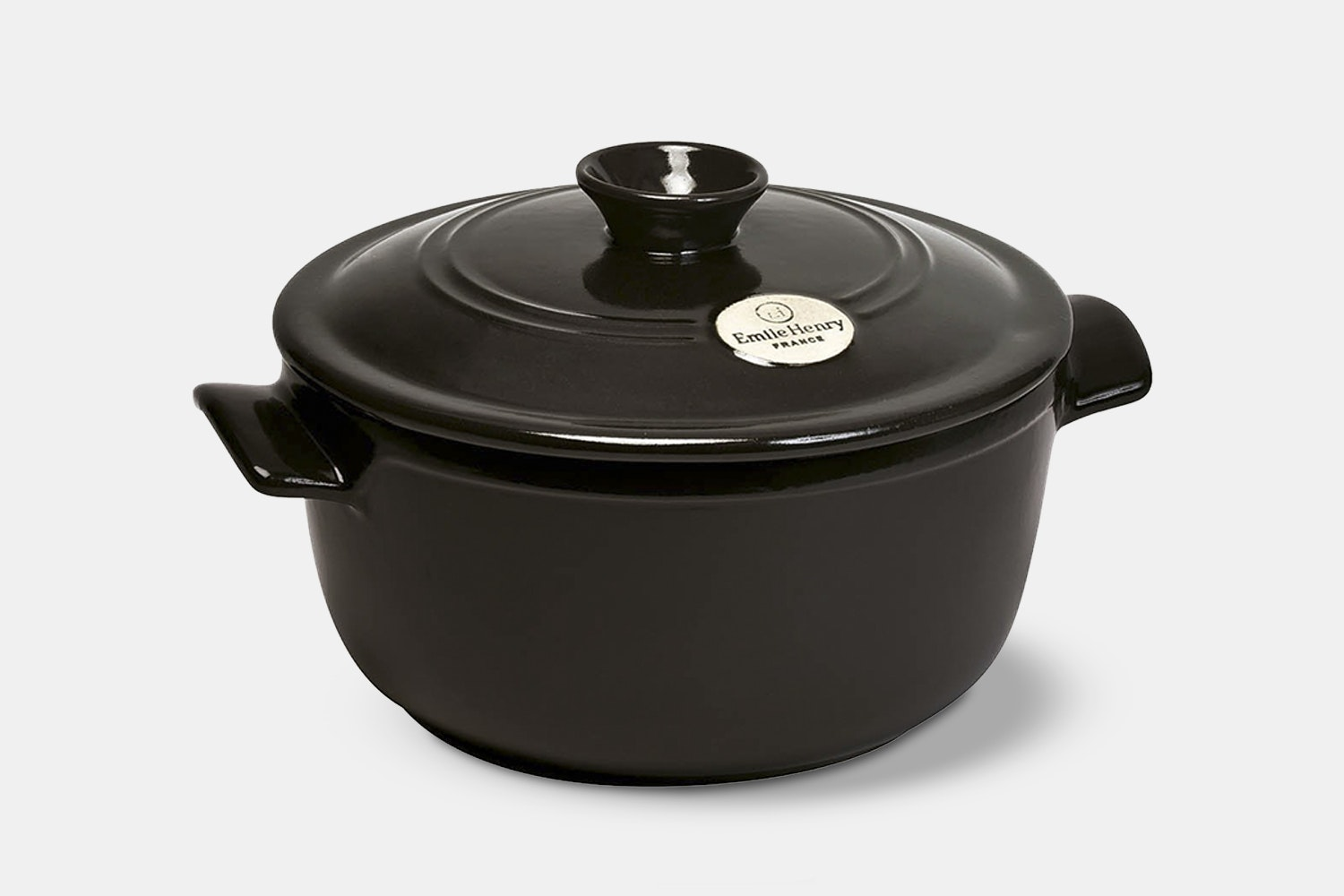 Round Dutch Oven – Charcoal