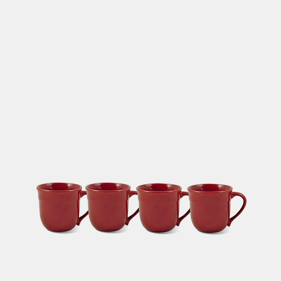 Emile Henry Traditional Mug (Set of 4)