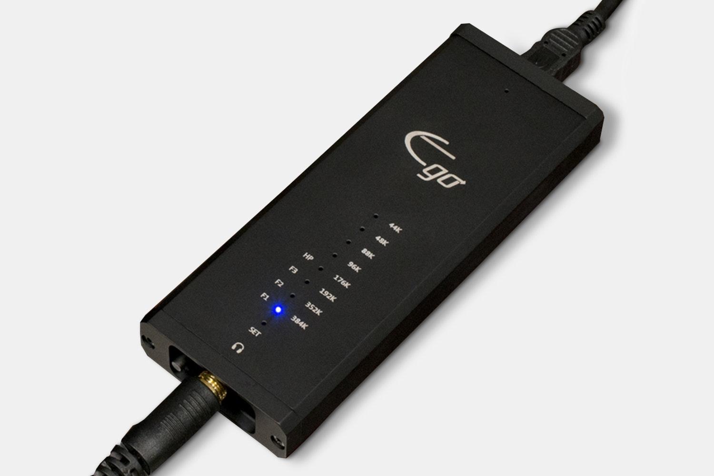 Emotiva Little Ego Portable DAC/Amp