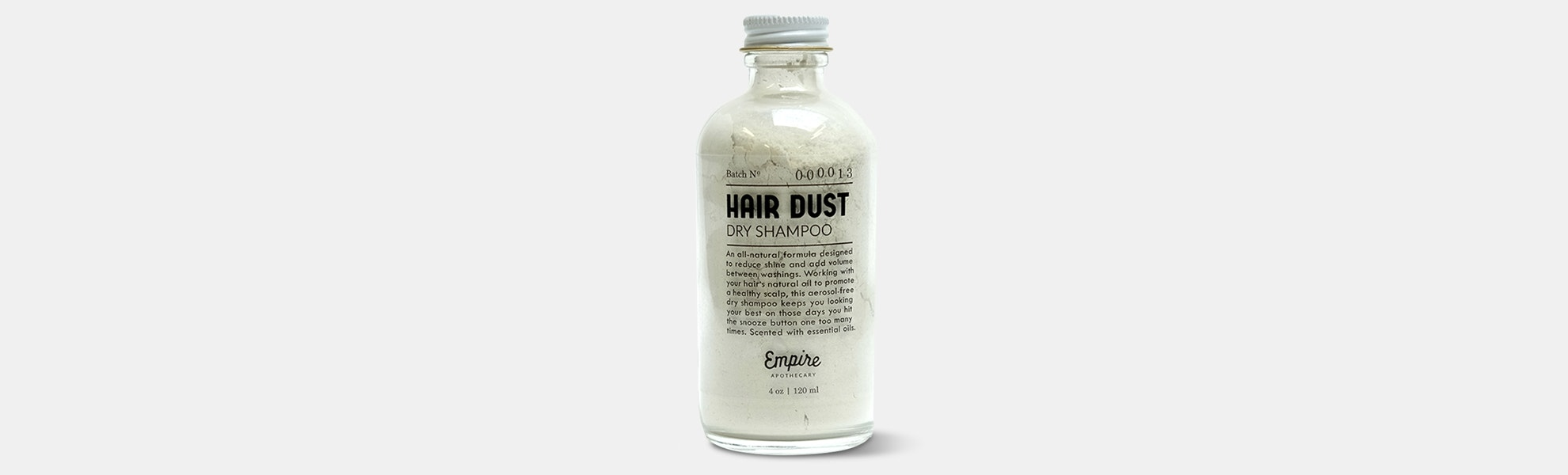 Empire Apothecary Hair Dust Dry Shampoo