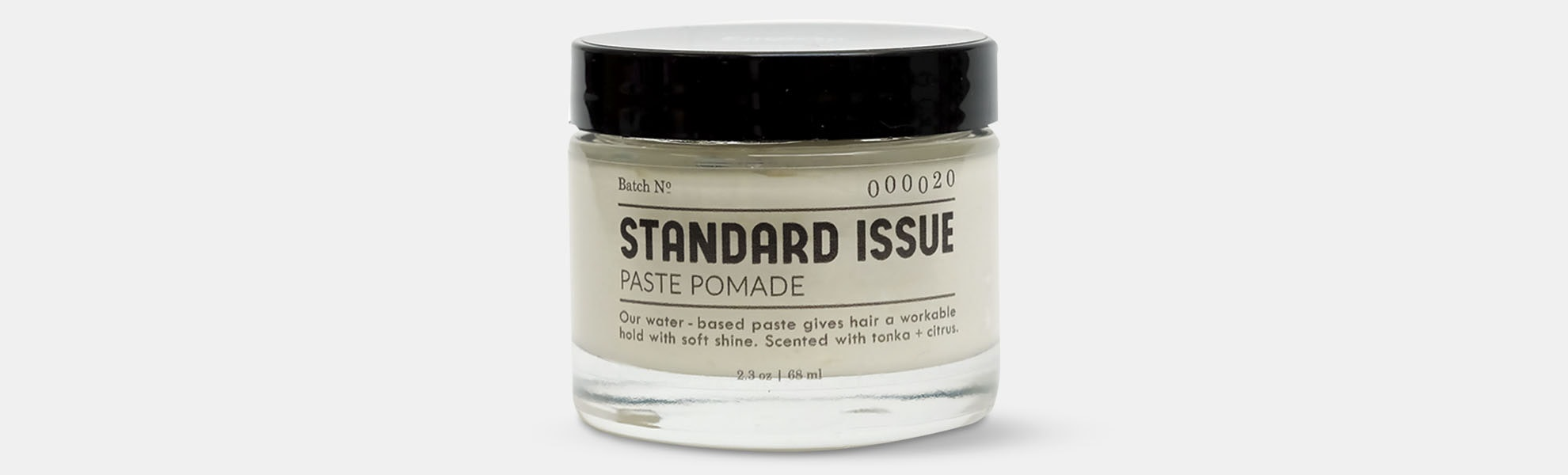 Empire Apothecary Standard Issue Hair Pomade