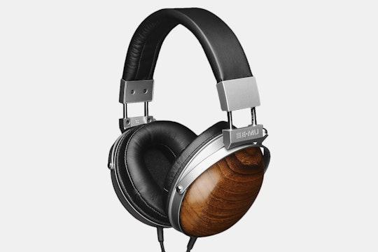 E-MU Wood Series Headphones