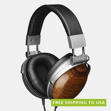 E-MU Wood Series Headphones