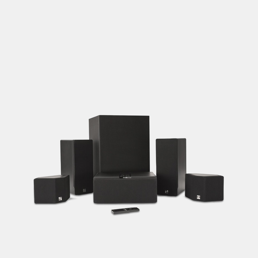 Enclave CineHome HD 5.1 Wireless Home Audio System