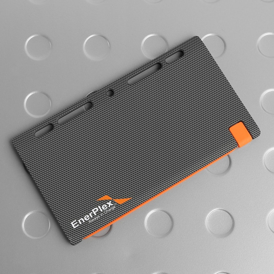 EnerPlex Jumpr Slate Portable USB Charger