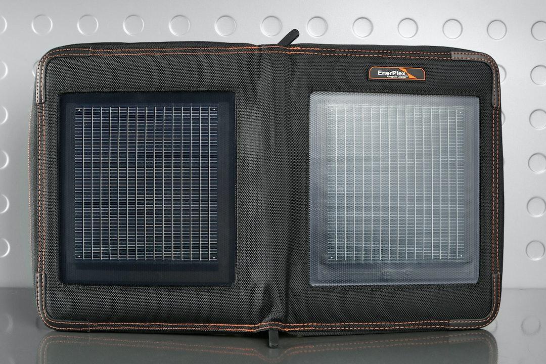 EnerPLex Kickr II+ Portable Solar Charger