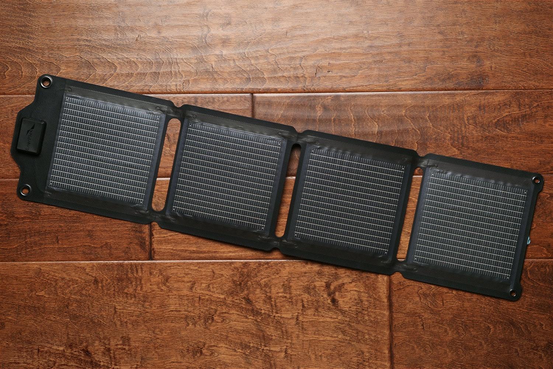 EnerPlex Kickr IV Portable Solar Charger