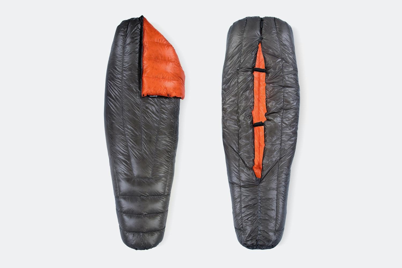 30° Charcoal/Burnt Orange