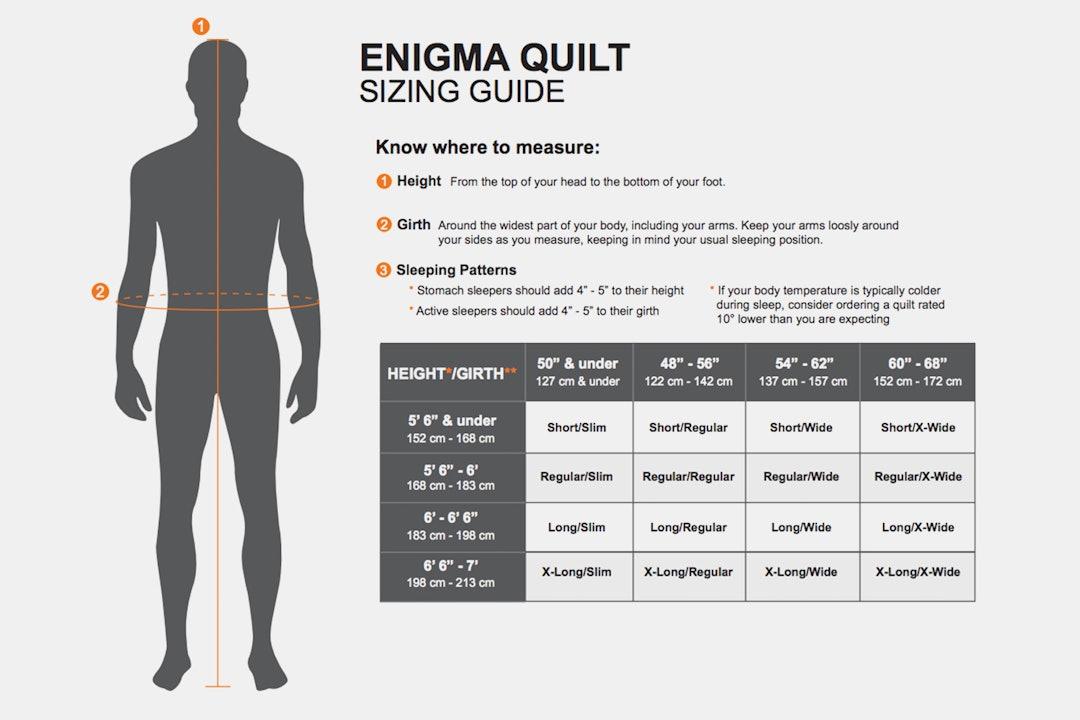 Enlightened Equipment Enigma – Massdrop Exclusive