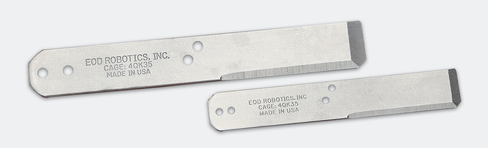 EOD Robotics Breacher Bar Set