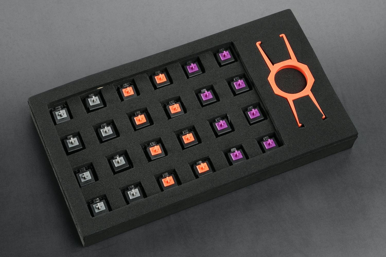 EpicGear Defiant Modular Mechanical Keyboard Pack