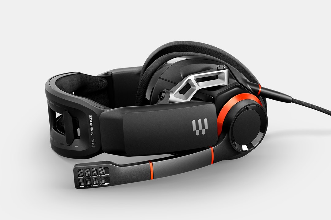 EPOS | Sennheiser GSP 500 Wired Open-Back Gaming Headset