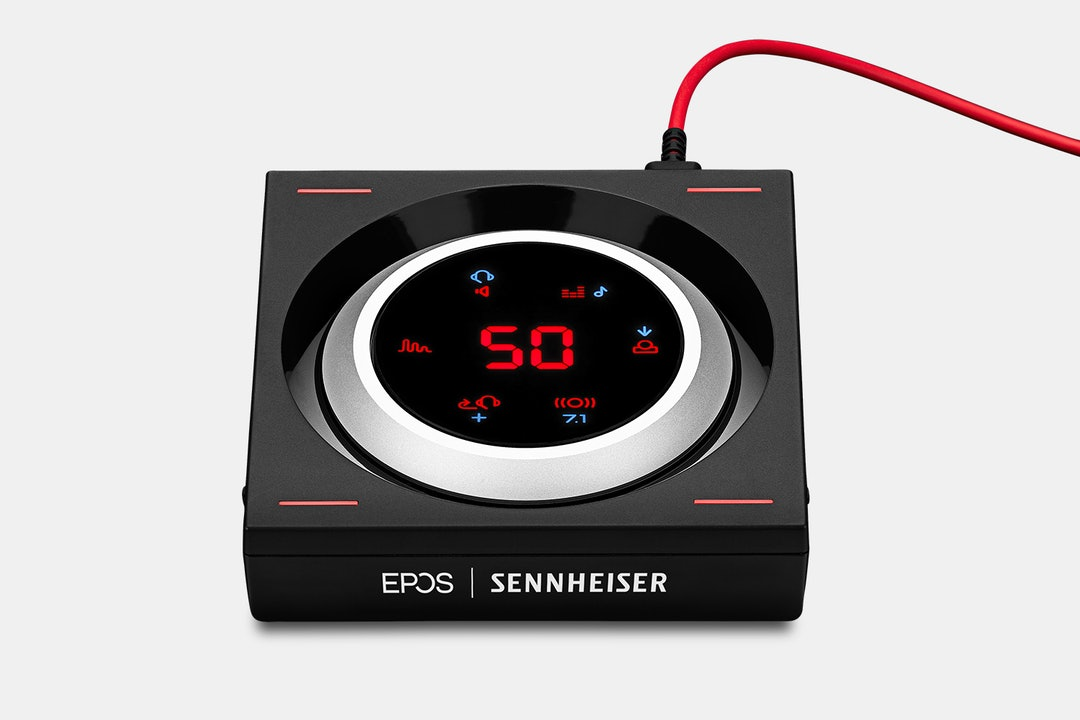 EPOS | Sennheiser GSX 1200 Pro Gaming Audio Amplifier