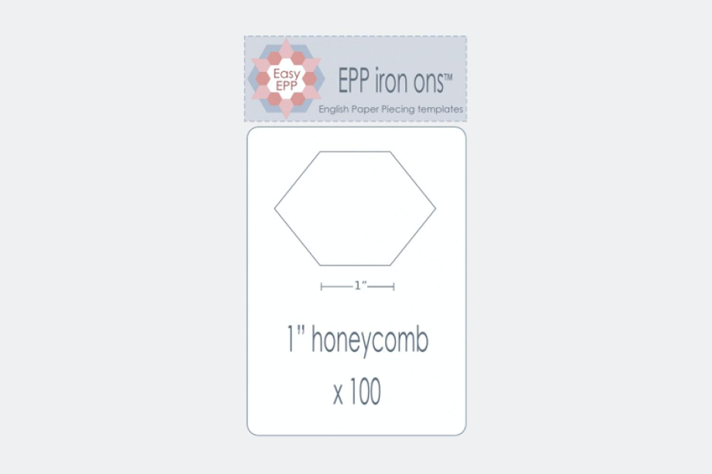 """1"""" Honeycomb"""