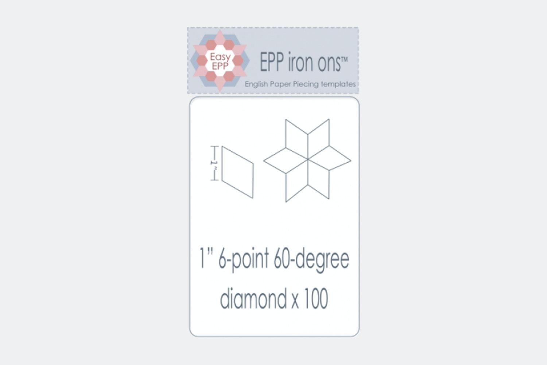 """1.5"""" Diamond"""
