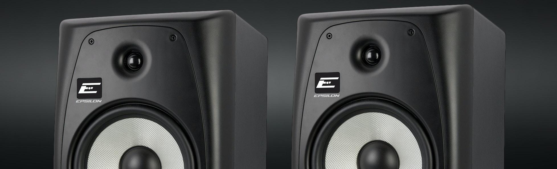 Epsilon EPM-8.0 Powered Studio Monitor