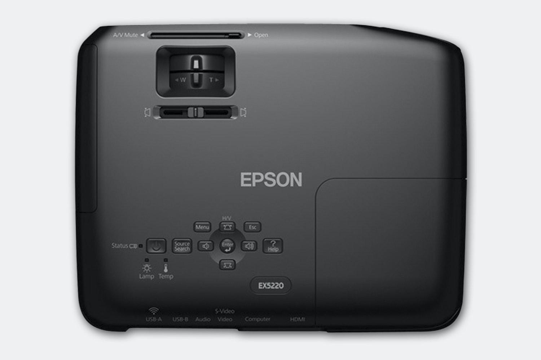 Epson EX5220 Wireless XGA 3LCD Projector (Refurb)