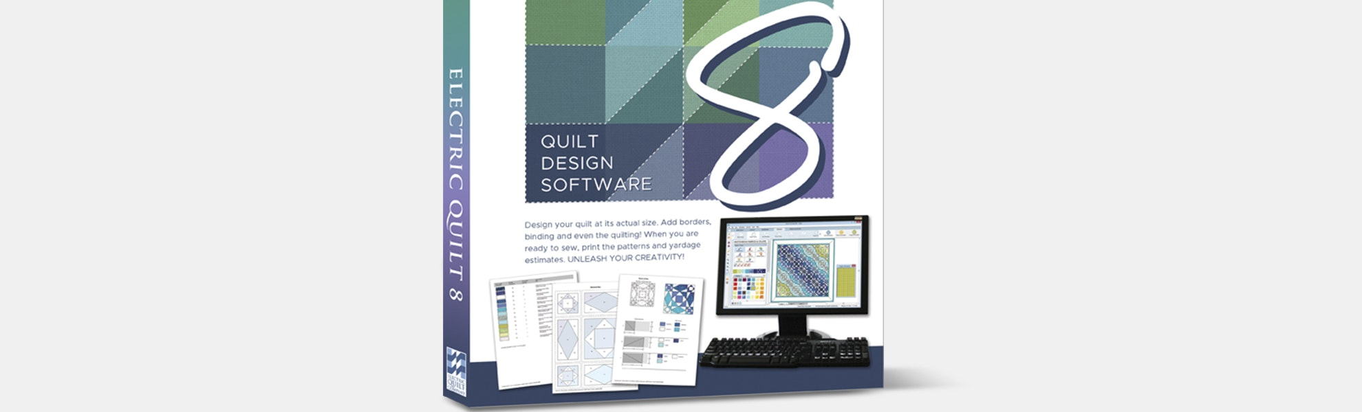 EQ8 Quilting Software
