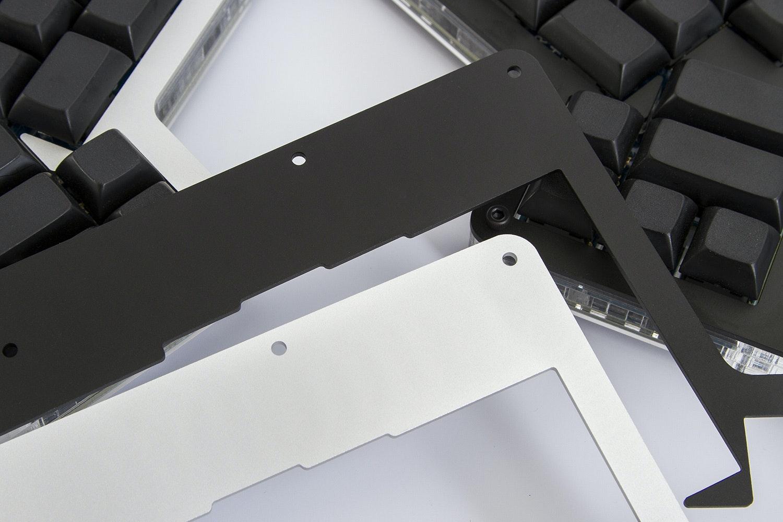 ErgoDox Aluminum Top Plates