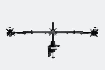 Desk Clamping Version w/Telescoping Wings