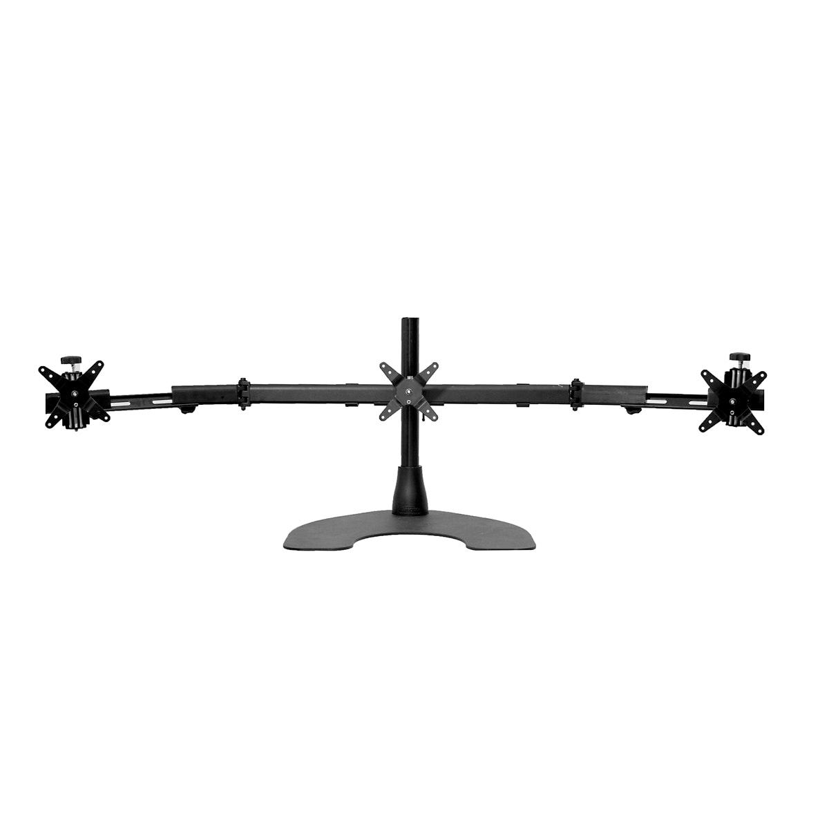 Ergotech Freestanding Triple Monitor Stand