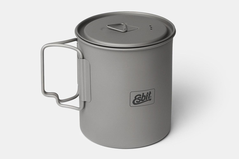 Esbit 750ml Titanium Pot