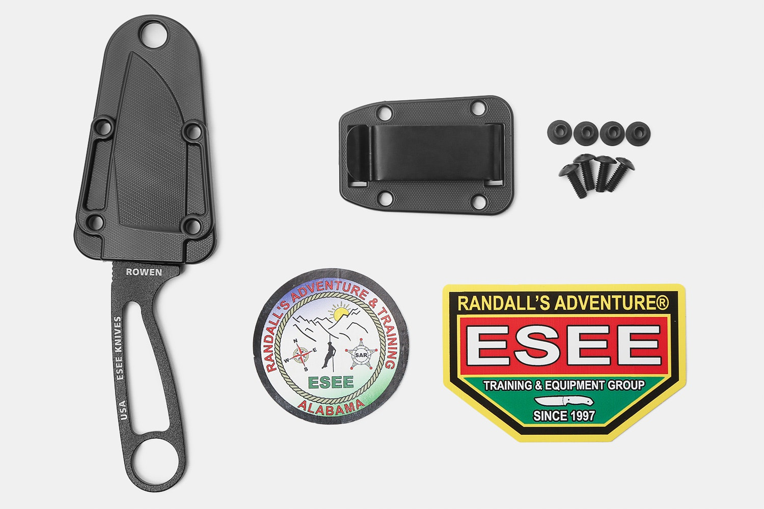ESEE Izula Knife w/ Sheath (Kit Optional)