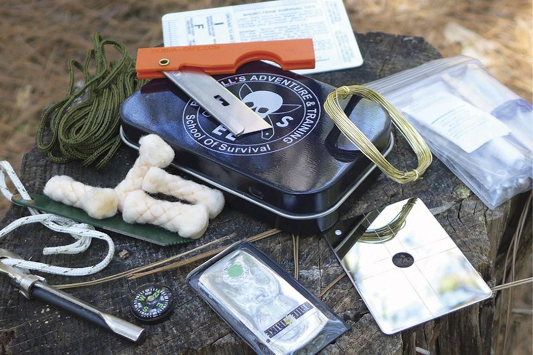ESEE Mini Survival Kit