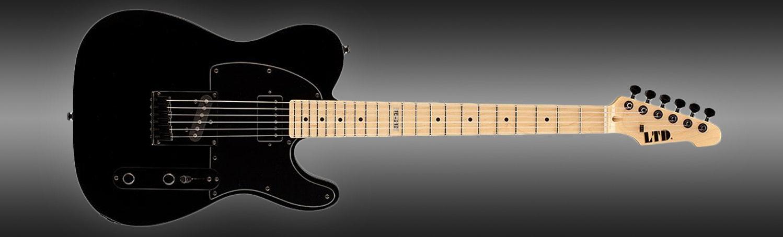 ESP B Stock Guitars TE 212 Black