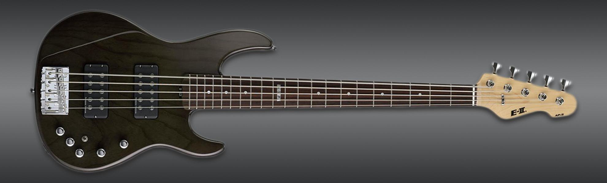 ESP Bass Guitar E-II AP 5 String