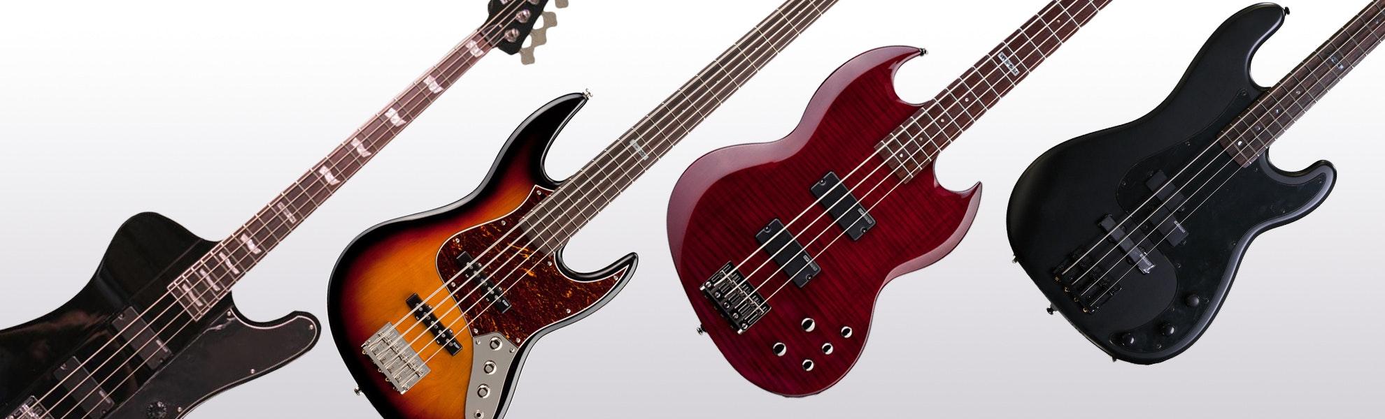 ESP LTD B-Stock Basses