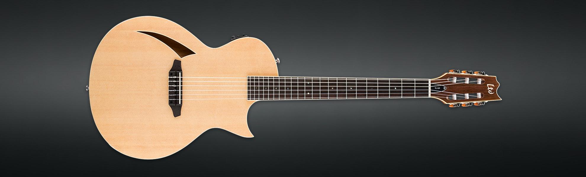 ESP LTD B-Stock TL-6 Acoustic-Electric Guitar