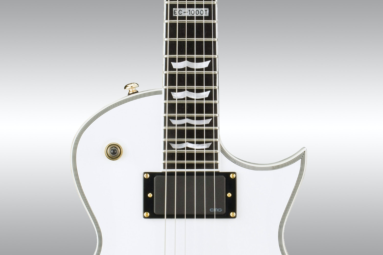ESP LTD EC-1000T/CTM Snow White B-Stock Special