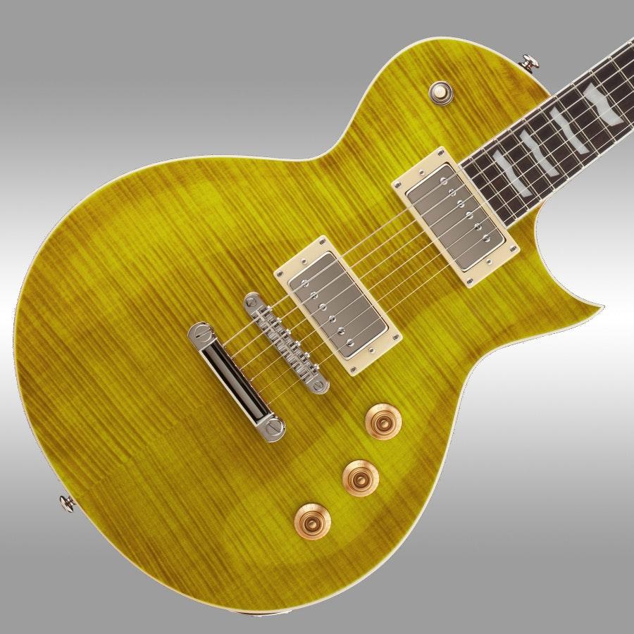 ESP LTD EC-256FM Lemon Drop Guitar B-Stock Special