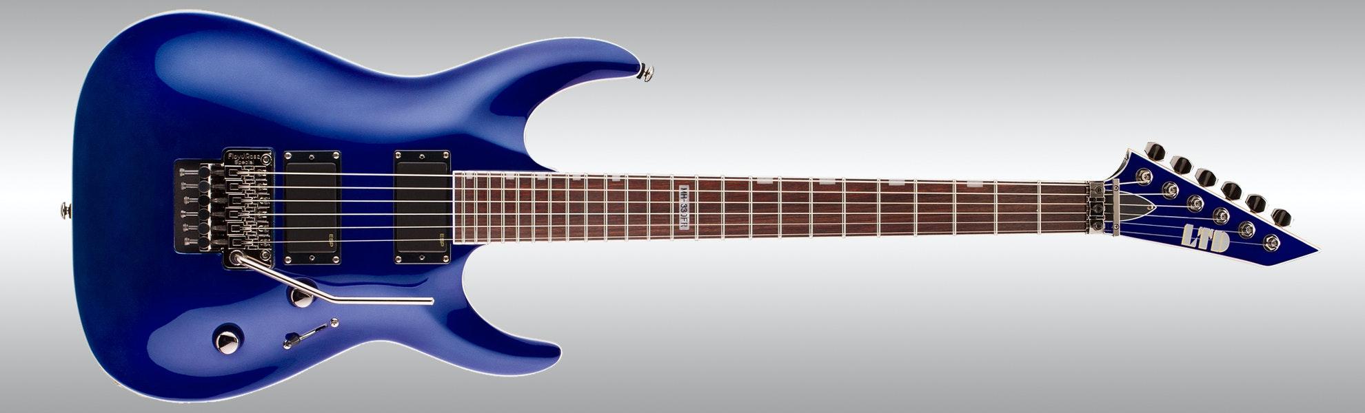 ESP LTD MH-330FR EB B-Stock Electric Guitar