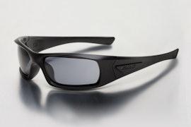 Black w/ Smoke Gray Lenses
