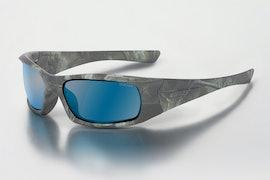 Reaper Woods w/ Mirrored Blue Polar Lenses