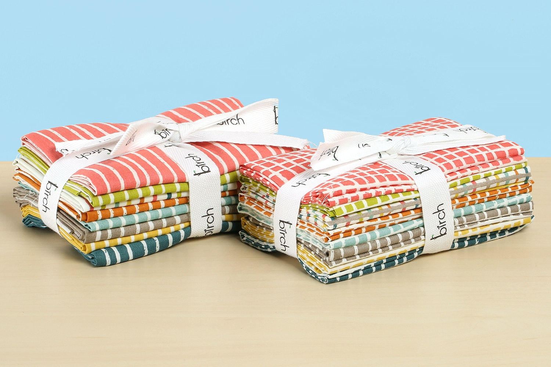 Farm Fresh Essentials Fat Quarters by Birch Fabrics