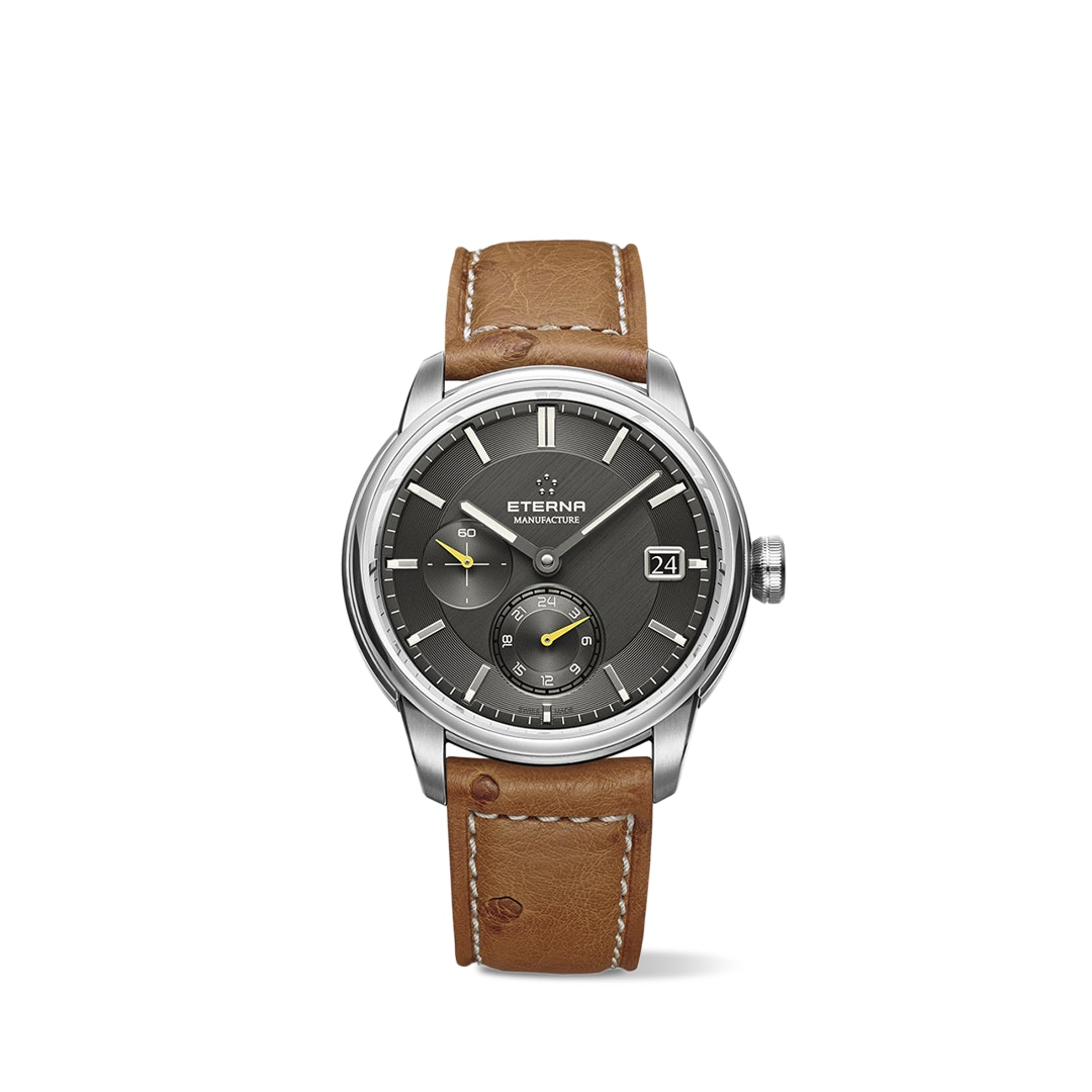 Eterna Adventic GMT Manufacture Automatic Watch