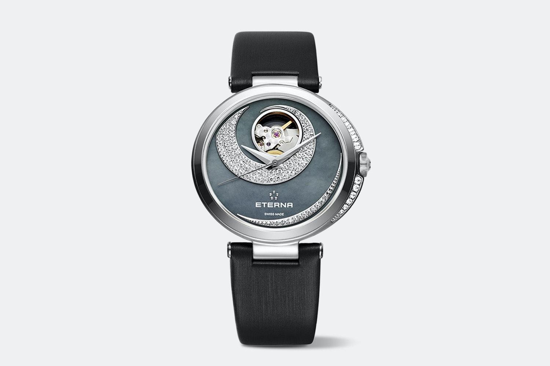 Eterna Grace Open Art Automatic Ladies' Watch