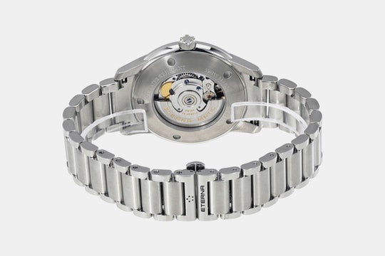 Eterna KonTiki Tangaroa Automatic Watch