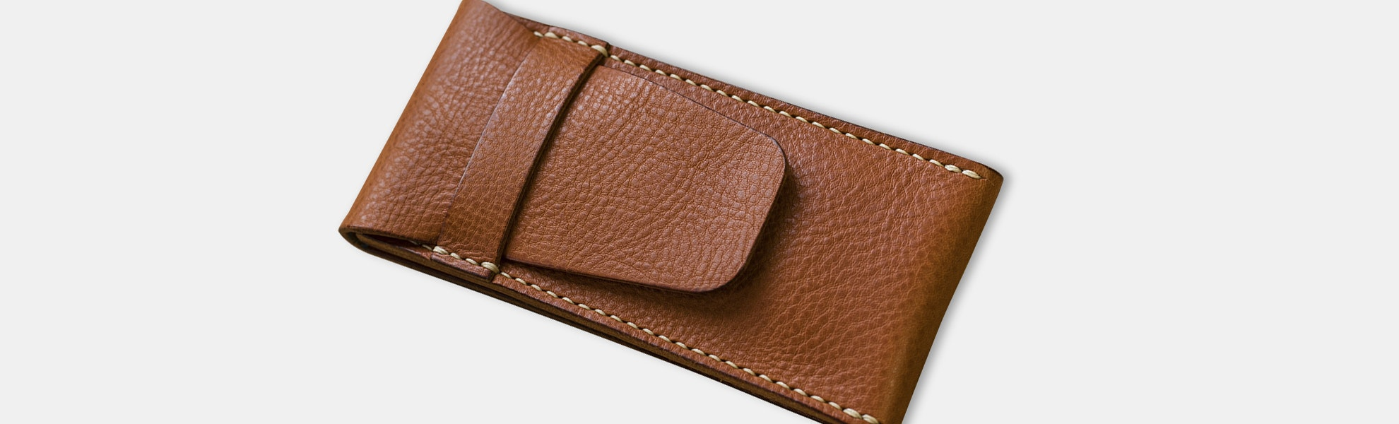 Eternal Leather Vegetable-Tanned Watch Pouch