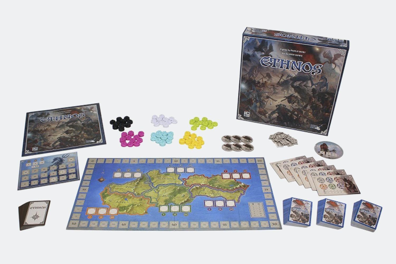 Ethnos Board Game