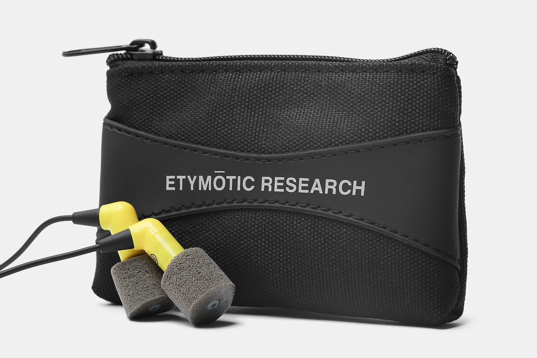 Etymotic HD5 Safety Earplugs/Earphones