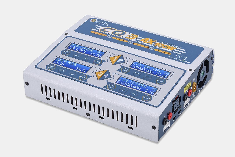 EV-Peak CQ3 QUAD 4 Port 400-Watt AC/DC Charger
