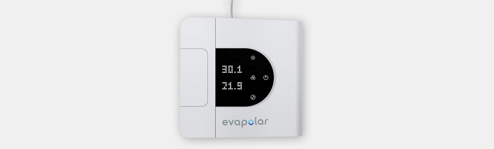 Evapolar Humidifier, Purifier & Air Conditioner